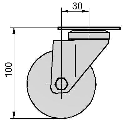 Banh-xe-pu-shenpai-loi-thep-d75-mat-bich-25a-1052-bhtvn-5